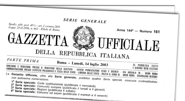 gazzetta-ufficiale-legal-solution